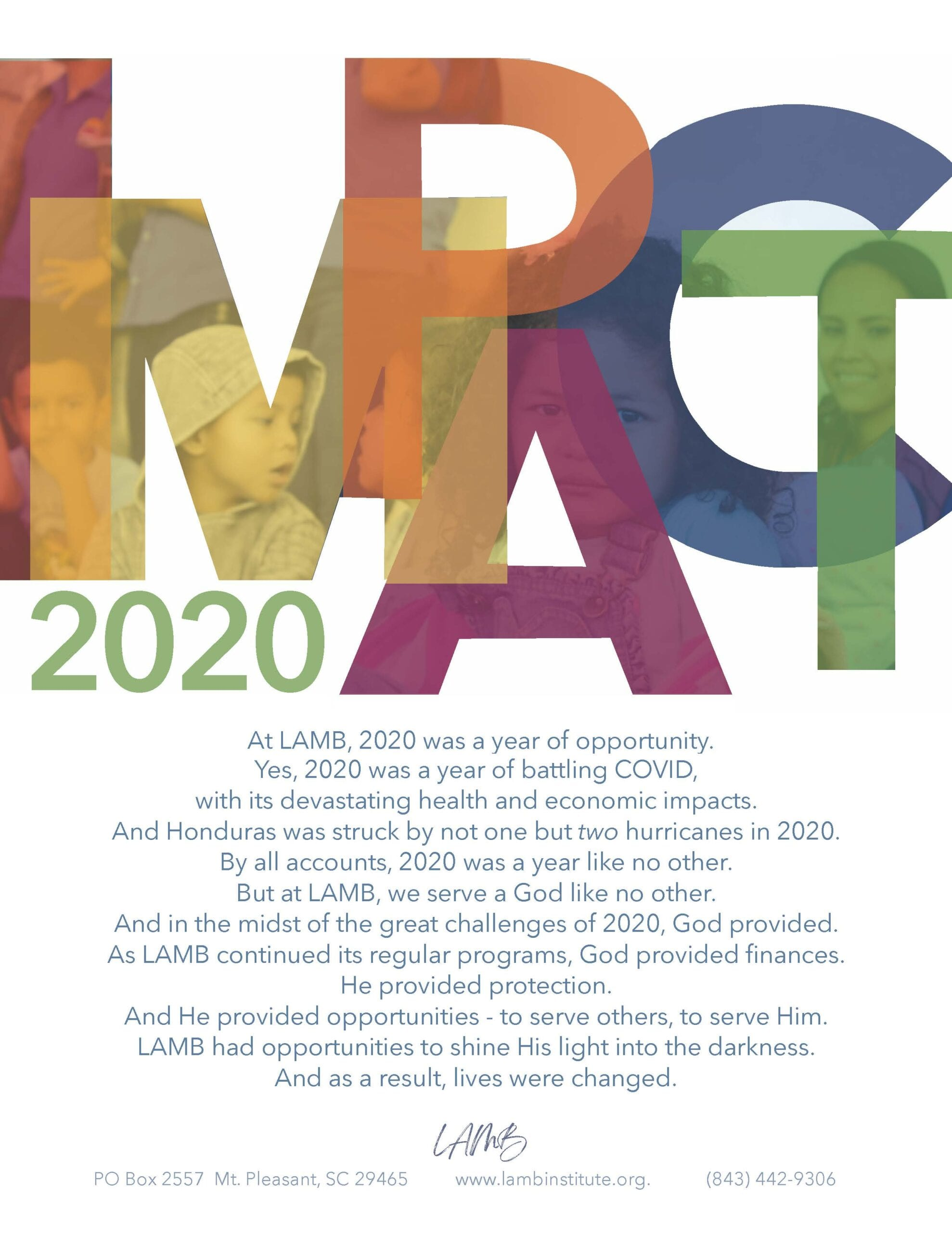 Impact Report 2020 Pg1
